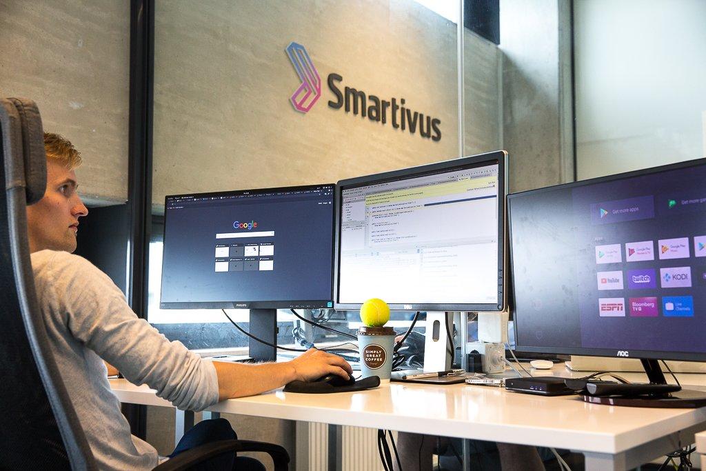 Smartivus Android TV app development