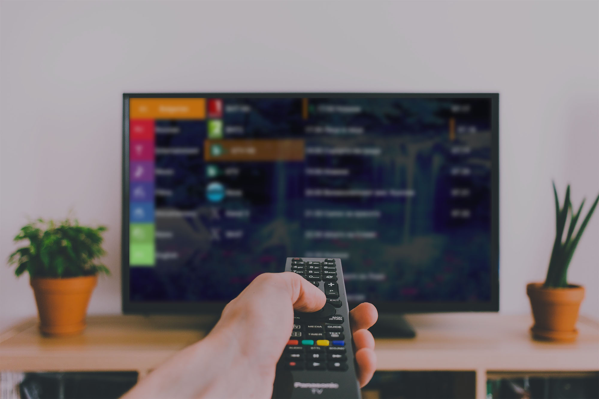 Smart TV apps development